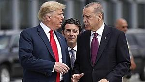 Trump, Erdoğan'a güvence mi verdi? ABD basınından konuşulacak iddia