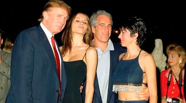 Trump ve 28 takvim kızıyla özel parti... Skandal büyüyor