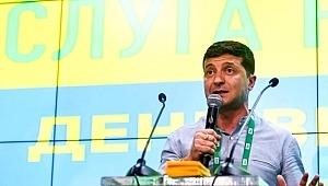 Ukrayna Devlet Başkanı Zelenskiy, rock yıldızıyla koalisyon kurabilir