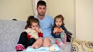 Ünlü sanatçı, kollarını ve bacaklarını kaybeden baba için kampanya başlatacak