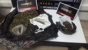 Uyuşturucu tacirlerine bir darbe de polisten - Bursa Haberleri