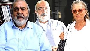 Yargıtay'dan Ahmet Altan, Mehmet Altan ve Nazlı Ilıcak için karar