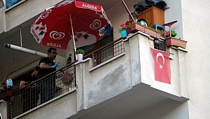 Yasa boğan ölüm! Minik Poyraz balkondan düşerek hayatını kaybetti