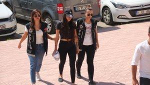 Yerli Kim Kardashian lakaplı sosyal medya fenomeni gözaltına alındı