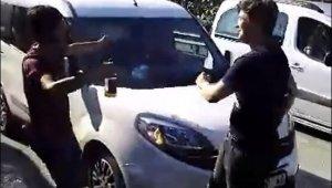 Yol kapatıp oyun havası oynayan magandalara ceza yağdı - Bursa Haberleri
