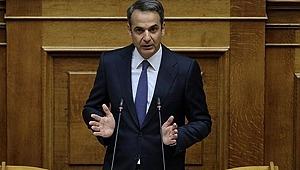 Yunanistan'ın yeni Başbakanı Miçotakis'ten Türkiye ve Başkan Erdoğan açıklaması