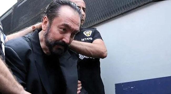 Adnan Oktar'ın cezaevindeki yeni görüntüleri şaşkınlık yarattı!
