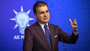 AK Parti sözcüsü Ömer Çelik'ten, Kaz Dağları ve erken seçim iddiaları hakkında açıklama!