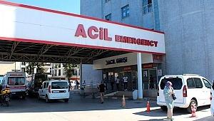 AVM'deki kahvaltıdan zehirlenen 10 kişi hastanelik oldu