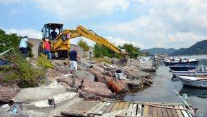 Balıkçılar şüpheli varil bulundu