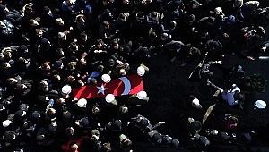 Cumhurbaşkanı Erdoğan'dan intikam vurgusu: 21-22 terörist öldürüldü! 'Şehitlerimizin kanı yerde kalmadı'