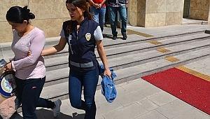 Dini nikahla evlendiği kişileri ilk gece terk edip, paralarını alarak dolandıran kadın tutuklandı