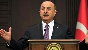 Dışişleri Bakanı Mevlüt Çavuşoğlu'dan sınır ötesi operasyon ilgili kritik açıklama!
