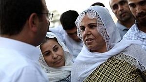 Diyarbakırlı kadın, İstanbul'daki oğlu için Ekrem İmamoğlu'ndan yardım istedi!