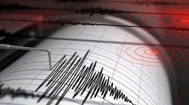 Ege Denizi'nde üst üste korkutan depremler