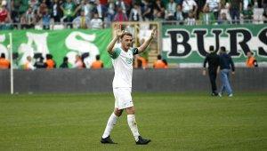 Ertuğrul Ersoy, Bursaspor'un yeni sezon kadrosunda yok - Bursa Haberleri