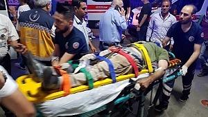 Feci trafik kazası! Yolcu minibüsü devrildi: Çok sayıda ölü ve yaralı var!