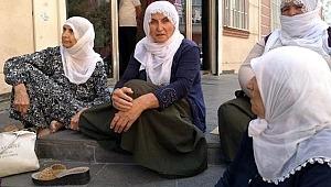 HDP'liler tarafından oğlunun kaçırıldığını iddia eden anne isyan etti!