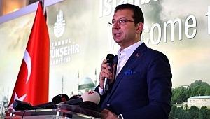 İBB Başkanı Ekrem İmamoğlu'dan, Kabataş Martı Projesi açıklaması