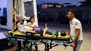 Bursa'da kazadan yara almadan kurtulan kızını, döverek hastanelik eden baba hakkında karar verildi!