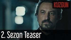 Kuzgun dizisinin yeni sezondan ilk fragmanı yayınlandı!