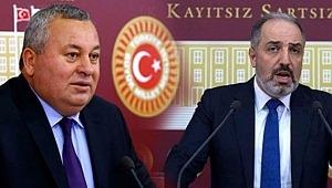 MHP'li Enginyurt'un AK Parti'den istifasını istediği milletvekilinden jet yanıt geldi!