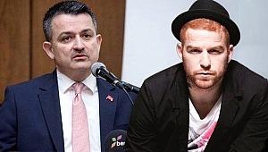 Muhalefet şarkıcı Gökhan'dan, Bakan Pakdemirli'ye tepki