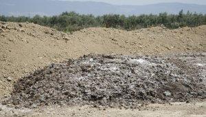 Ovaya dökülen tavuk gübresi bıktırdı - Bursa Haberleri