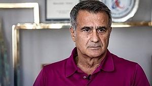 Şenol Güneş'ten, Beşiktaş iddialarına yalanlama