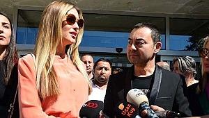 Serdar Ortaç'tan boşanan Loughnan, hastanelik oldu