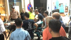 Siirt'te çatışma çıktı... 1 polis yaralı, saldırgan öldürüldü
