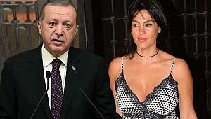 Tuğba Ekinci, Cumhurbaşkanı Erdoğan'a övgüler yağdırdı