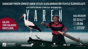 Adem Amca ve Yaren Leylek'in filmine 22 Eylül'de köy galası - Bursa Haberleri