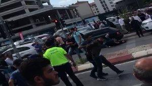 Anadolu Adalet Sarayı'nda silahlı saldırı