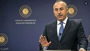 Bakan Çavuşoğlu'ndan Netanyahu'ya cevap,