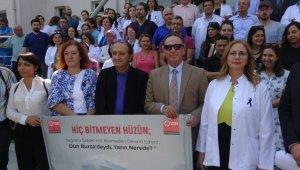 Bıçaklanan doktora meslektaşlarından destek, şiddete tepki - Bursa Haberleri