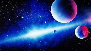 Bir gezegenin atmosferinde ilk kez suya rastlandı