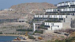 Bodrum'da o projeyi bakanlık yıkacak