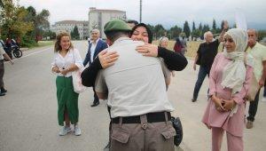 Bursa'da 24. dönem bedelli askerler yemin edip terhis oldu - Bursa Haberleri
