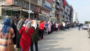 Bursa'da iş kuyruğu - Bursa Haberleri