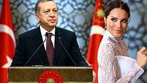 Cumhurbaşkanı Erdoğan'dan Ebru Şallı'ya tebrik mesajı