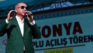 Cumhurbaşkanı Erdoğan, Davutoğlu'nun memleketinde yeni parti eleştirisinde bulunup, meydan okudu!