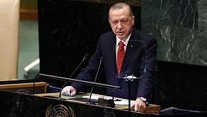 Cumhurbaşkanı Erdoğan, iklim zirvesinde plastik poşet kullanım rakamlarını açıkladı