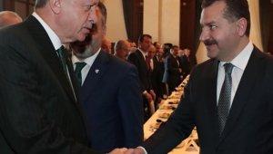 Cumhurbaşkanı Erdoğan'dan Balıkesir Büyükşehir Belediye Başkanı Yılmaz'a görev!