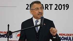 Cumhurbaşkanı Yardımcısı Oktay: Deprem paralarının nereye harcandığını açıkladı!