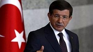 Cumhurbaşkanlığı'ndan Davutoğlu'na