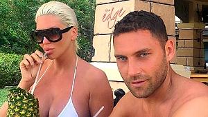 Dusko Tosic'in eşi Jelena, Sırp basınına sert tepki gösterdi