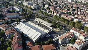 Erkem İmamoğlu deprem sonrası duyurdu: İETT garajı afet toplanma alanı oluyor