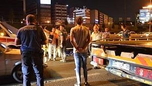 Feci trafik kazasında can pazarı! 5 araç birbirine girdi: Ölü ve yaralılar var!