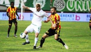 Göztepe, Konyaspor'u 1-0 mağlup etti